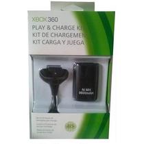 Bateria Carregador Controle Xbox 360 9600mah