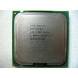 Pentium 4 Ht 630 3ghz/2m/800 Sl7z9 S-775 Entrega Personal Df