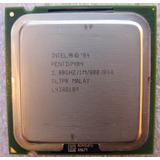 Pentium4 Ht 520j 2.8ghz/1m/800 Sl7pr S775 Envío Gratis X Dhl