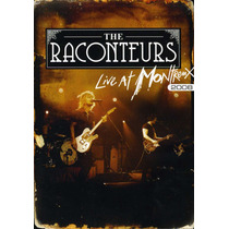 The Raconteurs - Live At Montreux 2008. (lacrado)