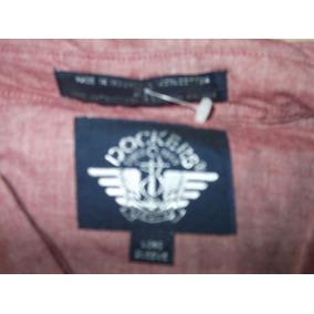 Camisa Manga Larga, Dockers, Talla 2x, $900