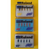 Navajas 6pzs Plotter Roland Y Similares $550.00 Envio Gratis