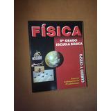 Libro Fisica 9no Grado Distribuidora Escolar