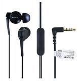 Audífonos Con Micrófono Sony Xperia Manos Libres Mh-ex300ap