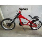 Bicicleta Chopper Infantil Aro 18