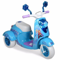 Scooter Electrica 6v. Frozen