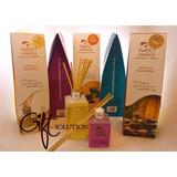 Difusor Aromatico Sweet Sensation X 200ml Palitos Bamboo