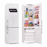 Heladera Con Freezer Kohinoor Kgs-4094 Blanco 367 Lts Oferta
