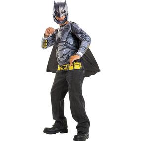 Disfraz Batman Vs Superman Niño Rubies Importado