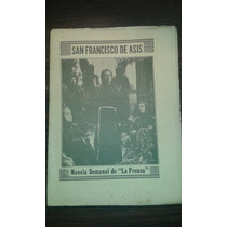 Novela Semanal Años 40 De La Prensa San Francisco De Asis