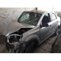 Chevrolet Aveo Chocado Partes Refacciones Autopartes Piezas.