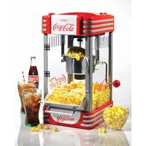 Maquina De Fazer Pipoca Da Coca Cola Produto Novo Americano