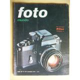 Revista Fotomundo Nº 95 / 1974