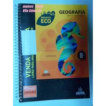 Livro Do Professor Geografia Projeto Eco 8º Ano S. Faria R6