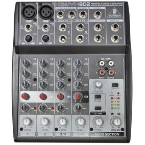 Behringer Xenyx 802 - Envío Gratis!!!