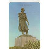 Calendário Bolso 1978 - Imagem Estatua Do Laçador - Rs - Ai1