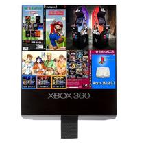 Emulador Hd De X Box 360 Com Emuladores +( 50 Jogos Atual )