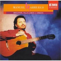 Manuel Barruecos Cd