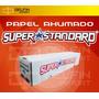 Papel Ahumado Super Standard Negro 1% 050cm X 60mts..