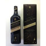 Johnnie Walker - Double Black - Botella En Caja - Vacia