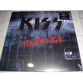 Lp Kiss - Revenge Como Novo Importado 2014 Usa Hard Rock