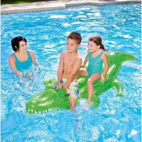 Cocodrilo Inflable