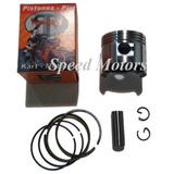 Piston Motomel Mondial 110cc Kit 52,50 Mm Marca Rr Aros