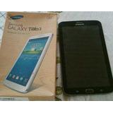 Tablet Samsung Galaxy Tab 3 7 3g (função Telefone) No Estado