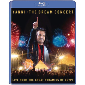 Yanni - The Dream Concert -live From Great Pyramids Of Egypt