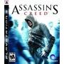 Lajeado - Rs Jogo Assassins Creed Ps3 - Pronta Entrega