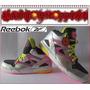 Tenis Zapatillas Reebok Pump Para Basketball Nba Baloncesto