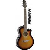 Stagg Sa40 Guitarra Electroacústica Con Cutaway Y Preamp