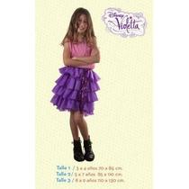 Disfraz Violeta Disney (original)