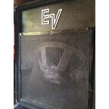 Caixa De Som Sub Grave Modelo Ev T18