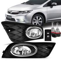 Kit Farol De Milha Honda New Civic 2012 /13 /14 Bt Original