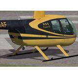 Simulador De Vo Helicóptero R44