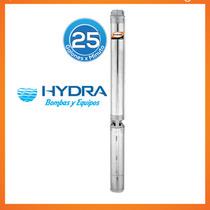 Bomba Sumergible Trifásica Para Pozo Profundo 4, 2 Hp 220 V