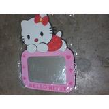 Espejo Para Decorar Cuarto Bebe Niños Hello Kitty 1
