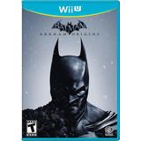 Batman Arkham Origins Fisico Nuevo Nintendo Wii U Dakmor