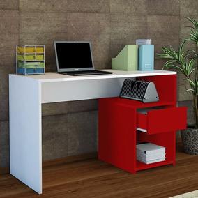 Escritorio C/cajon Organizador Dormitorio La Font Moderno