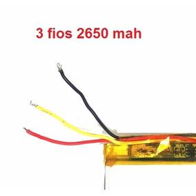 Bateria Tablet Foston Fs-m3g796 Gt 3 Fios 2650 Mah