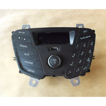 Radio Som Usb Bluetooth Telefone Mp3 New Fiesta Nacional