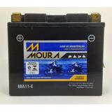 Bateria Moto Yamaha Xj6 Fz6 Fazer 600 Moura Ma11-e Yt12b-bs
