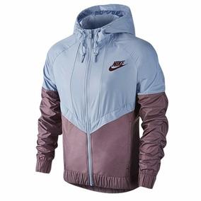 Campera Nike Windrunner Mujer