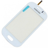 Touch Tela Samsung S6810 S6812 Galaxy Fame Branco Original