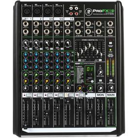 Mackie Pro Fx8 V2 Mesa De Som Analógica Efeitos Dsp + Usb !