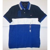 Camisa Polo Tommy Hilfiger Tamanho Gg / Xl Vários Modelos