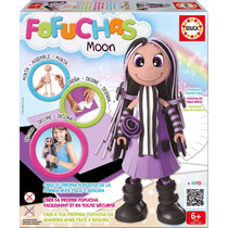 Muñeca Interactiva Educativa De Educa Fofucha Moon 16116