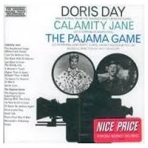 Cd Doris Day Calamity Jane/ The Pajama Game (importado)