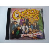 Campeche Show Quedate Conmigo Cd 1993 Envío Gratis!